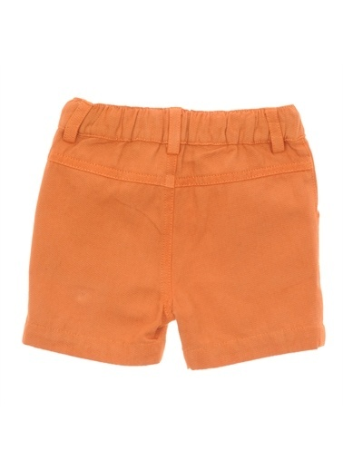 Panço Erkek Bebek Bermuda 19107094100 Oranj